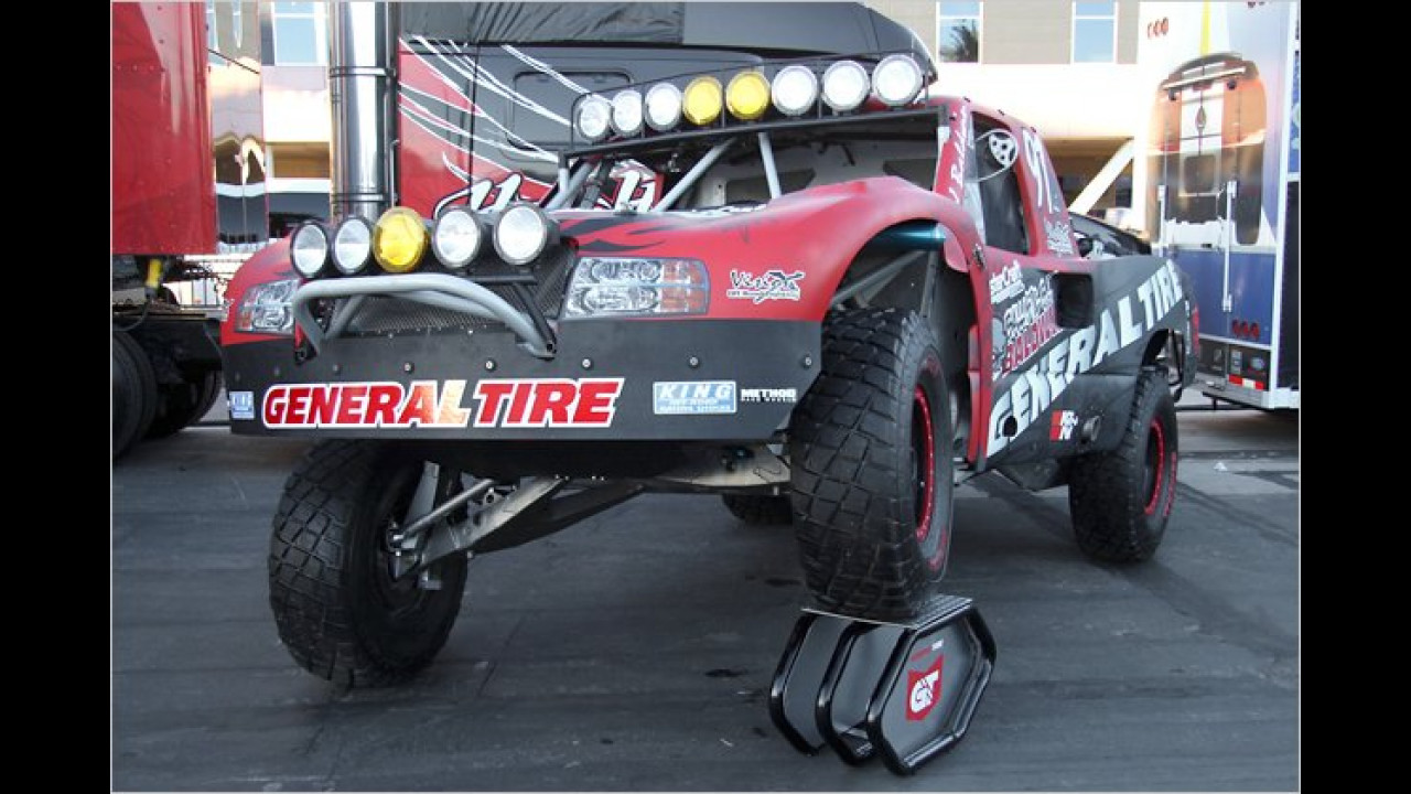 Trophy Truck Rampage