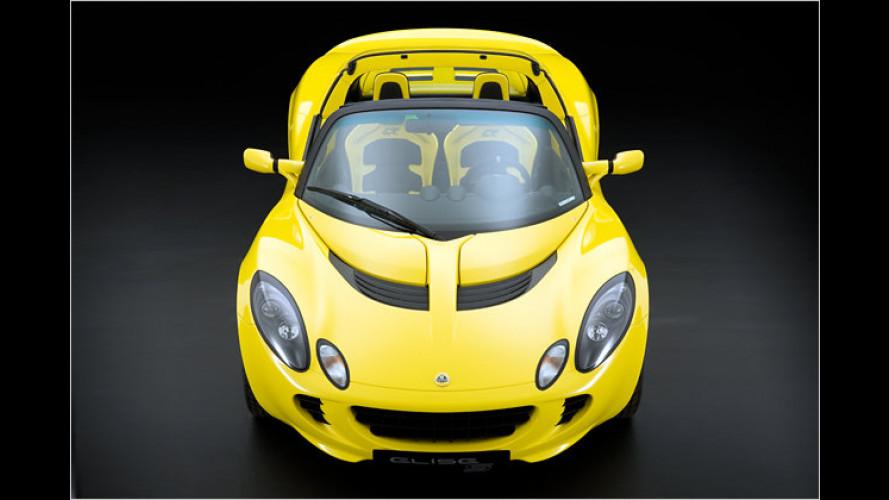 Lotus Elise Club Racer: Zurück in die Zukunft
