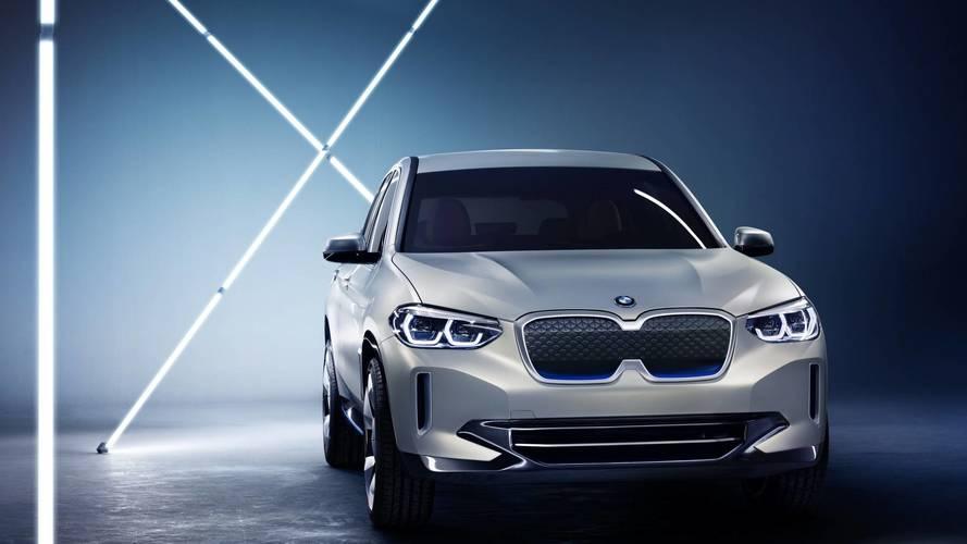 BMW iX3, sarà (quasi) così la futura X3 elettrica