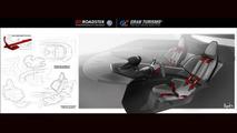 Volkswagen Golf GTI Vision Gran Turismo leaked