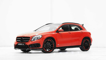 Mercedes-Benz GLA with AMG Sports Package modified by Brabus