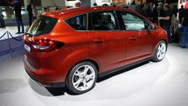 Ford C-MAX live at Paris Motor Show
