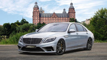 Mercedes-Benz S65 AMG dialed to 720 HP by Voltage Design