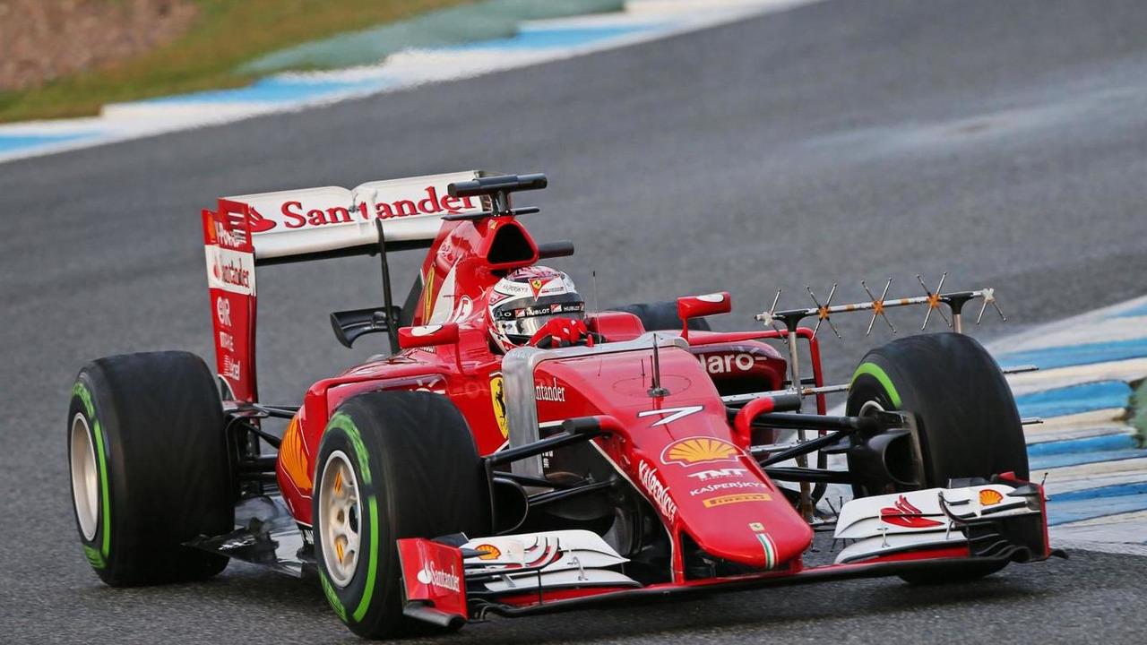 Ferrari SF15-T, 03.02.2015, Formula One Testing, Day Three, Jerez, Spain / XPB