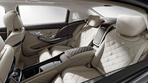 Mercedes-Maybach S600 teaser