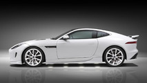 Jaguar F-Type Evolution 3.0 V6 Coupe by Piecha Design
