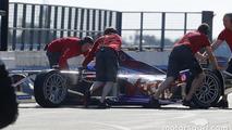Formula E test (July 2014 at Donington Park)