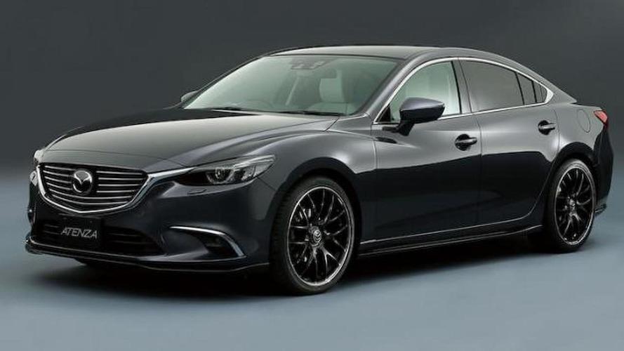 Mazda reveals seven tuned models for Tokyo Auto Salon