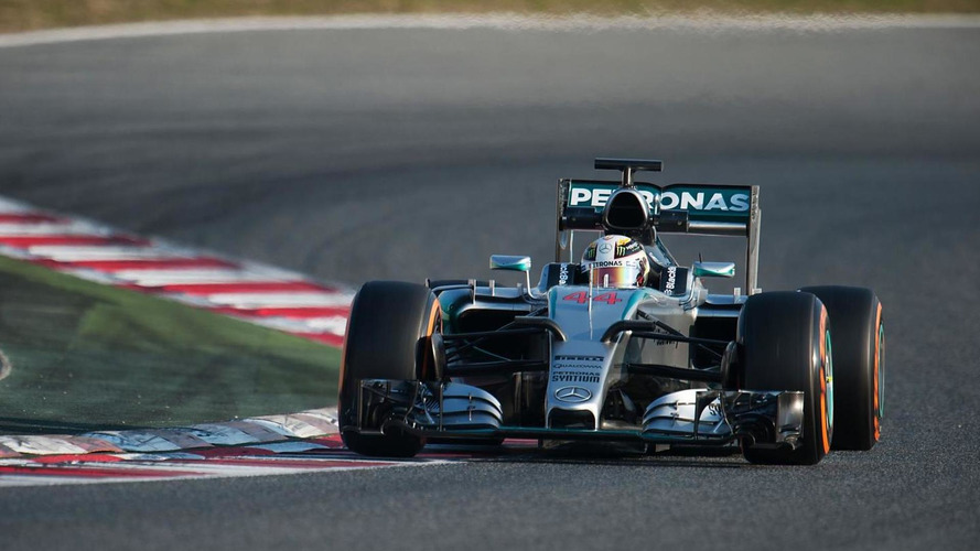 Faster rivals have Mercedes' eyes 'wide open'