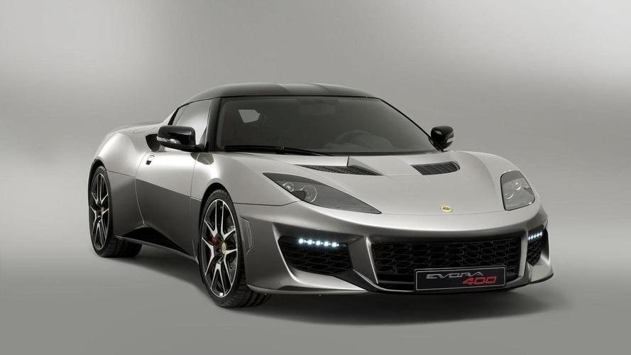 Lotus announces Evora 400 Roadster and 4-Eleven; details SUV