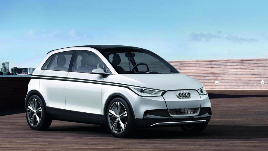 Audi A2 Concept - full details