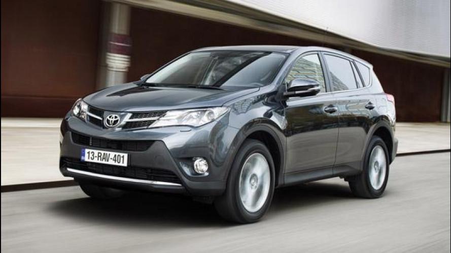 Nuovo Toyota RAV4: il SUV è tornato