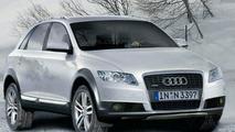 Audi Q5 rendering