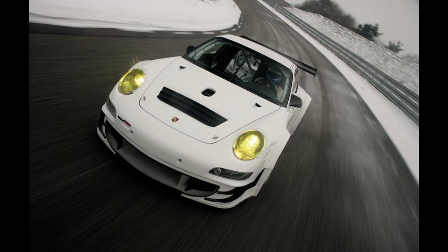 Porsche 997 GT3 RSR 2009