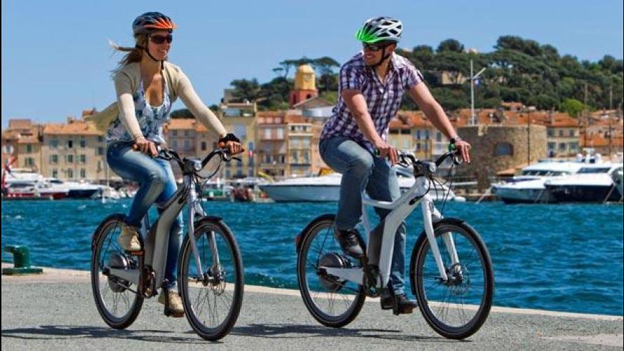 Si vendono più biciclette che automobili