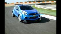 Chevrolet WTCC Ultra in pista