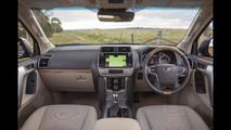2018 Toyota Land Cruiser Australia official image