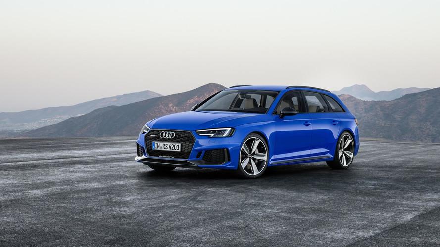 Ouverture des commandes pour la nouvelle Audi RS 4 Avant