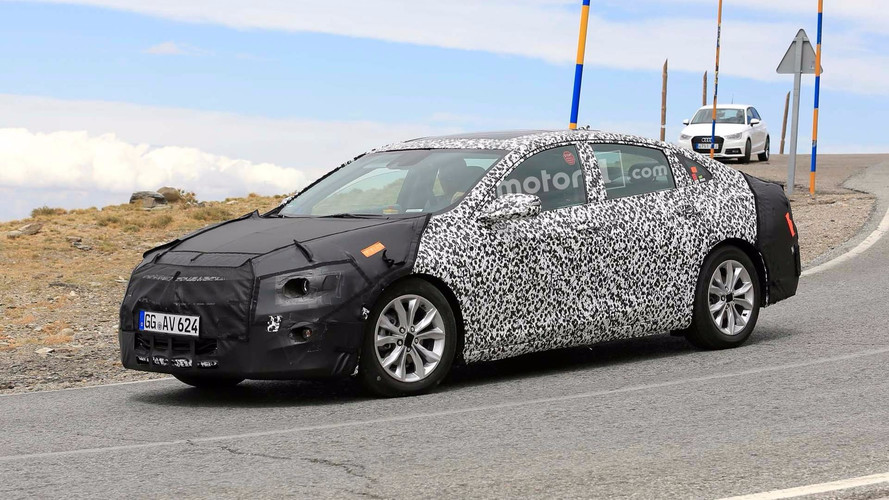 2019 Chevrolet Malibu Fleet Spied While Sightseeing In Spain