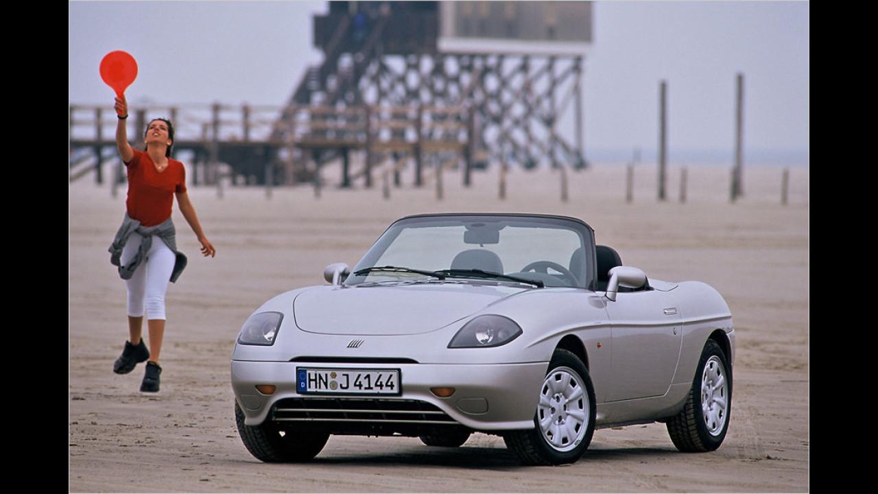 Fiat Barchetta (1995 bis 2005)
