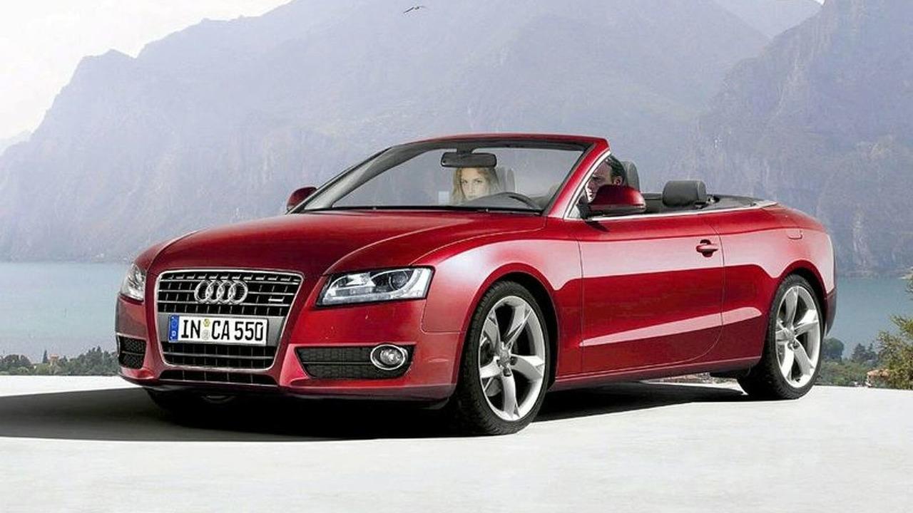 Audi A5 artist interpretation