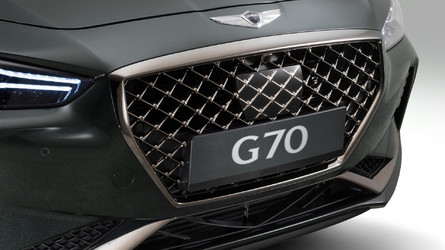 What The Hell Is That On The Genesis G70's Grille?