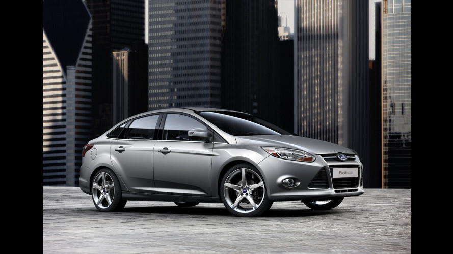 Ford Focus lancia il primo test drive globale