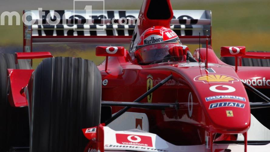 What does the ultimate Formula 1 grid look like?