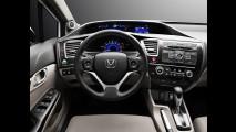 Novo Honda Civic Sedan é lançado na Europa