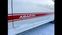 Flagra: Fiat 500 Abarth, que chega até dezembro, já é visto sem camuflagem