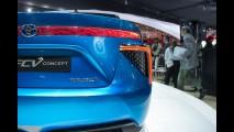 Salão SP: Toyota mostra futuro do Supra com o belo FT-1