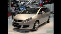 JAC Motors lançará minivan J6 no dia 03 de agosto