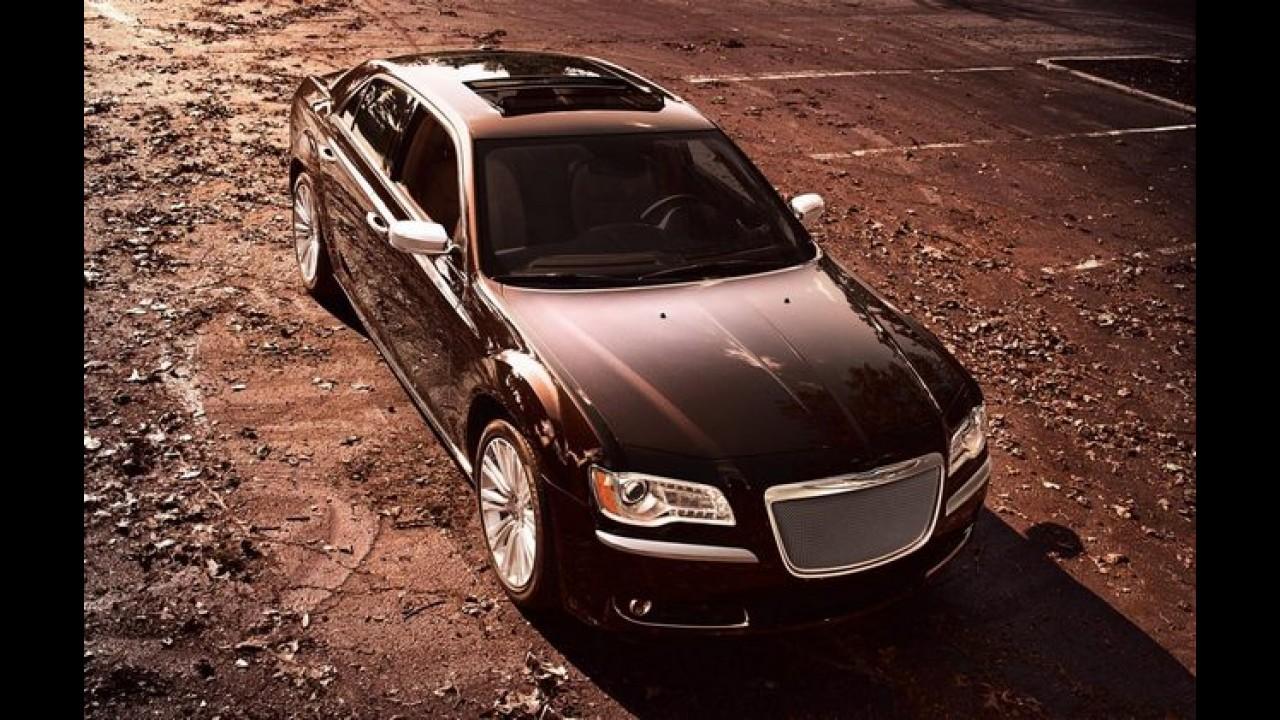 Chrysler comemora lucros em 2011