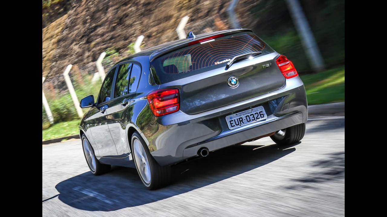 BMW Série 1 perderá visual