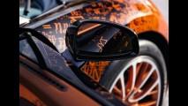 Bugatti Veyron Grand Sport edição especial Venet é matemática pura