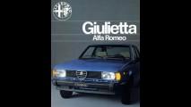 Galeria: Alfa Romeo comemora 60 anos do Giulietta
