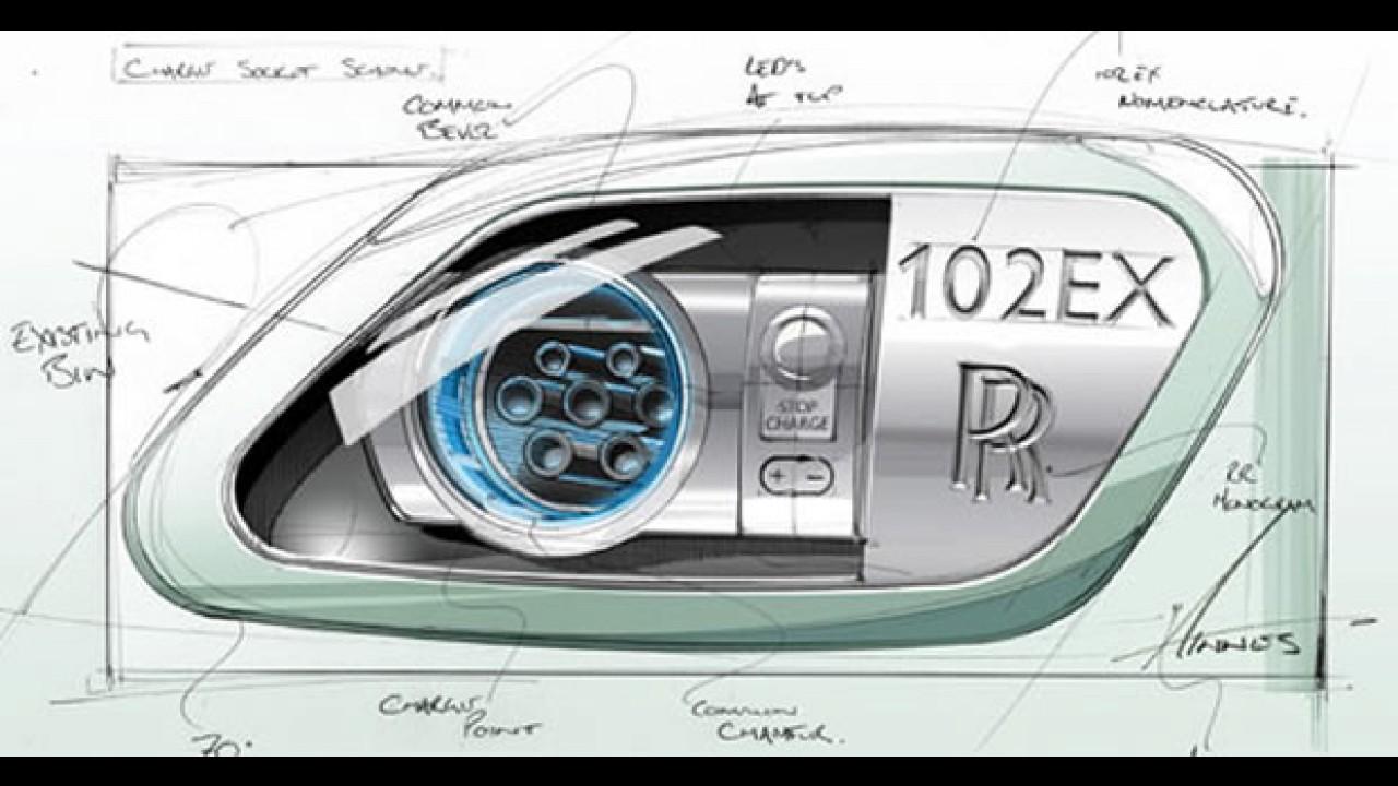 Um Rolls-Royce elétrico?