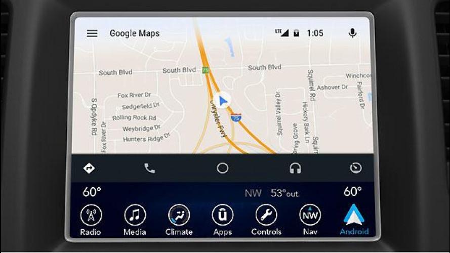 Uconnect, la quarta generazione si connette allo smartphone