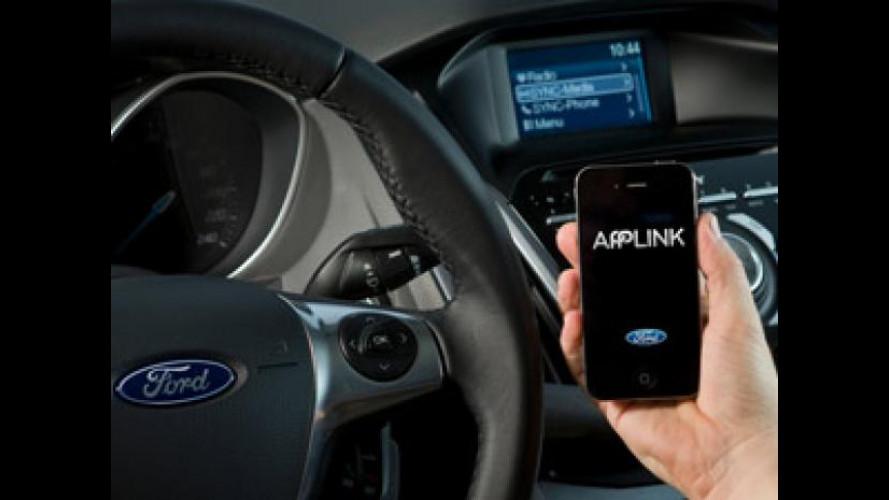 Giovani blogger svilupperanno nuove app Ford