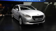 Peugeot 301 world debut at 2012 Paris Motor Show