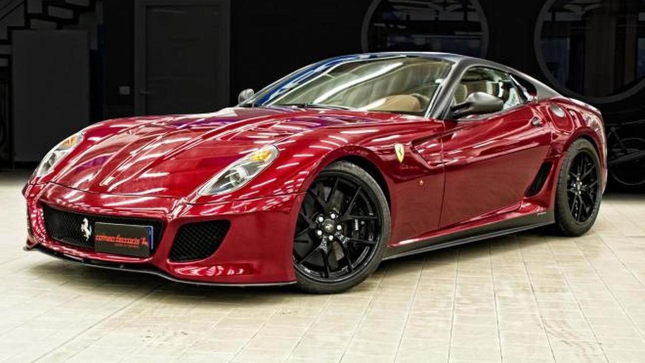 Ferrari 599 GTO by Romeo Ferraris - low res - 29.3.2012