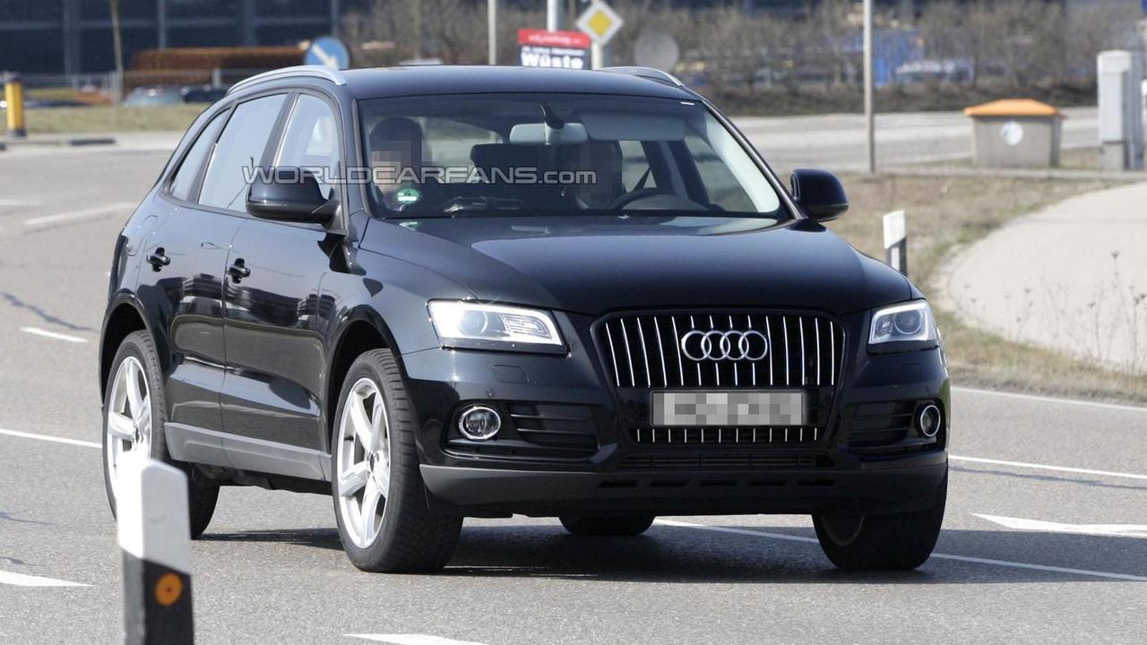2013 Audi Q5 facelift 21.3.2012