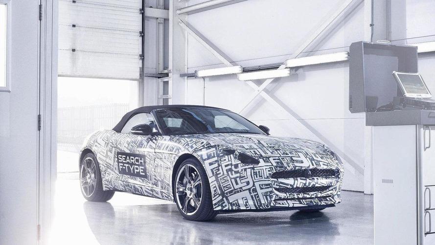 Jaguar confirms 5.0-liter V8 F-Type