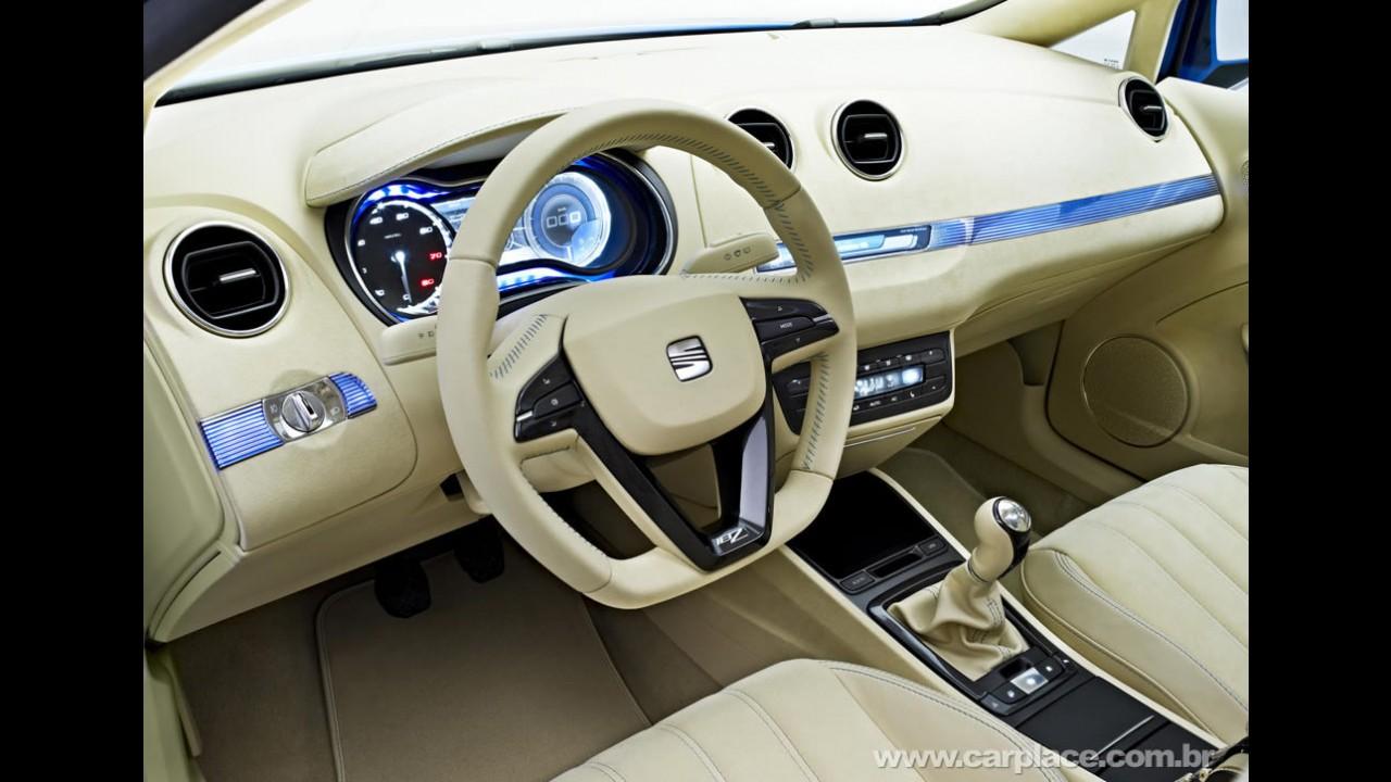 """Salão de Frankfurt: Seat Ibiza IBZ Concept 2009 é a prima da """"Nova Parati Geração 5""""?"""