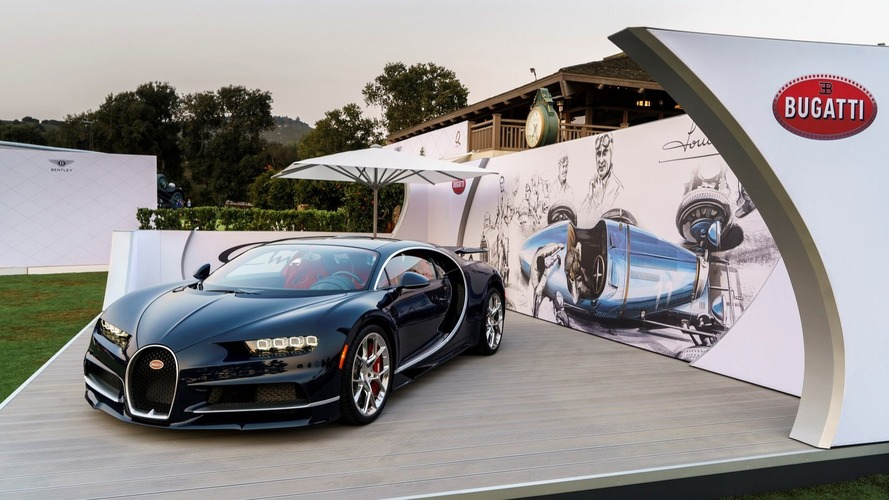 Bugatti Chiron has 220 confirmed orders in just nine months