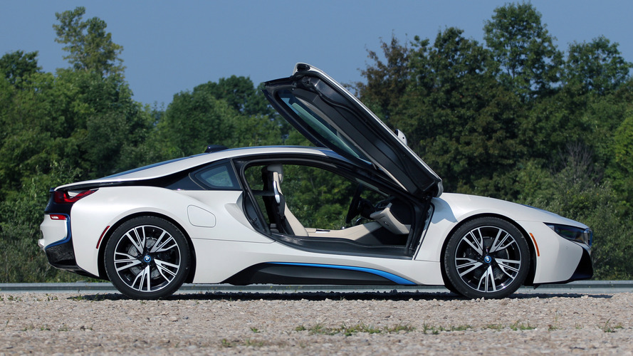 BMW i8, markanın Avrupa Teslimat Programı'na eklendi