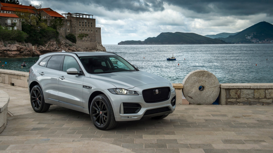 essai jaguar f pace 2016. Black Bedroom Furniture Sets. Home Design Ideas