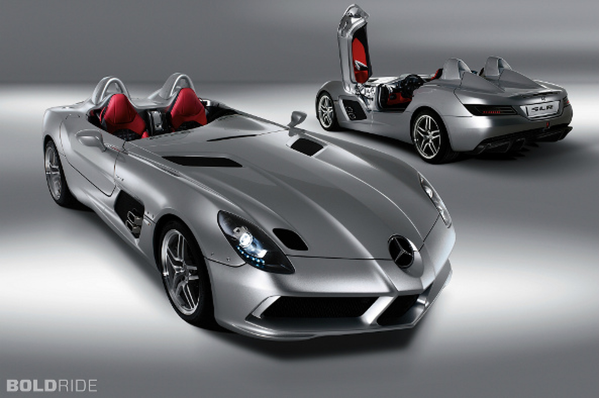 Rihanna Buys Chris Brown $1M Mercedes-Benz SLR...Huh?