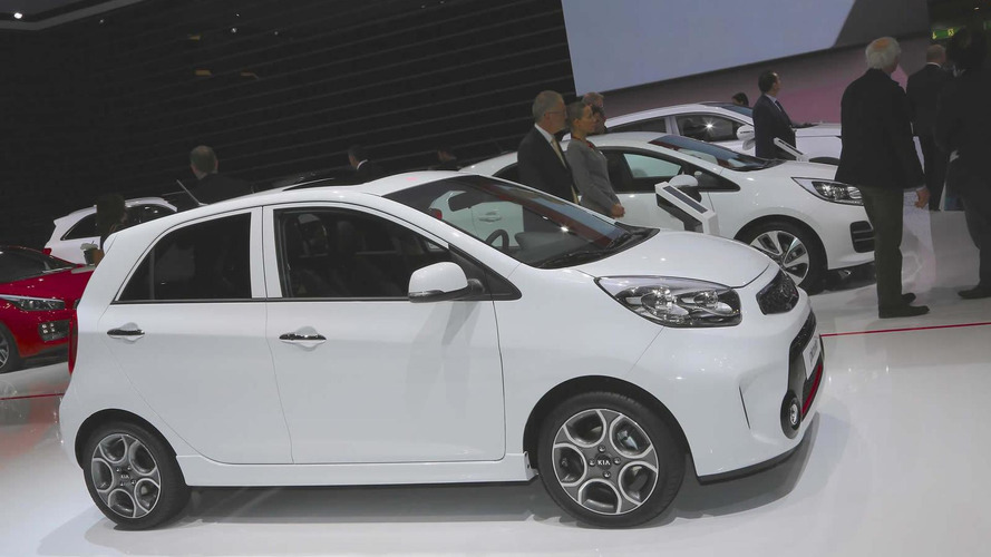 Kia brings facelifted Picanto to Geneva
