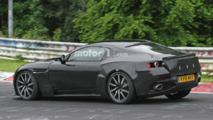 2018 Aston Martin Vantage spy photos 6-21-2016